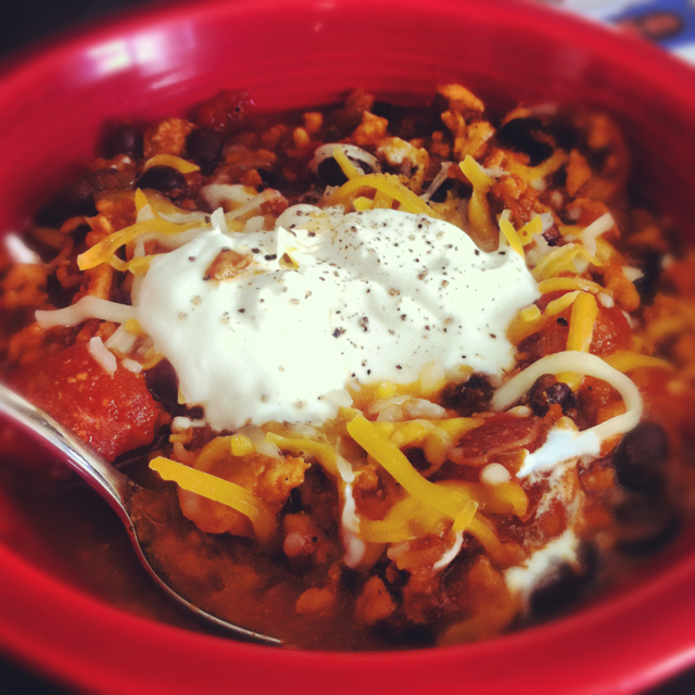 Super-Light Chili Con Carne